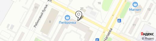 Пан Марципанъ на карте Нижневартовска