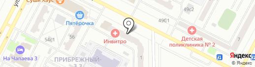 Espresso на карте Нижневартовска