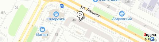 Совкомбанк, ПАО на карте Нижневартовска