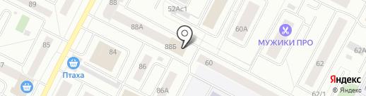 Astoria на карте Нижневартовска