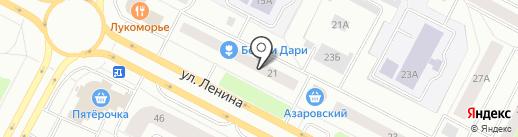 Агентство переводов на карте Нижневартовска