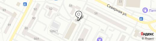 Городские электрические сети, ПАО на карте Нижневартовска