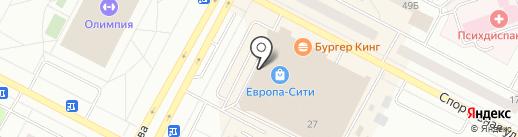 СибГеоТех на карте Нижневартовска