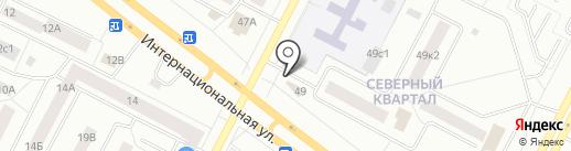 Paypro на карте Нижневартовска