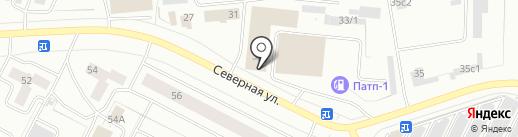 Центр автомобилей с пробегом на карте Нижневартовска