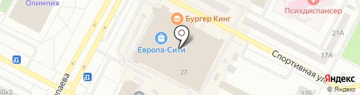 Darkside Shop на карте Нижневартовска