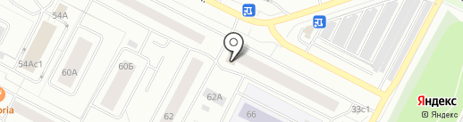 Элина 24 на карте Нижневартовска