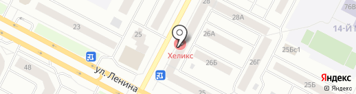 Северный ломбард на карте Нижневартовска