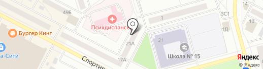 Клининговая компания на карте Нижневартовска