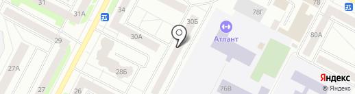 Учебный центр на карте Нижневартовска