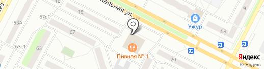 Telepay на карте Нижневартовска