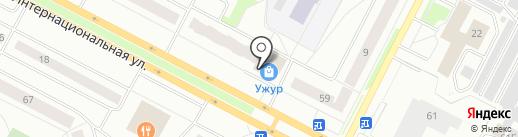 Аптека низких цен на карте Нижневартовска
