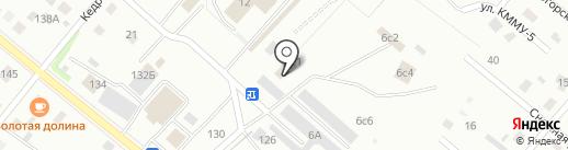 СервисЛэнд на карте Нижневартовска