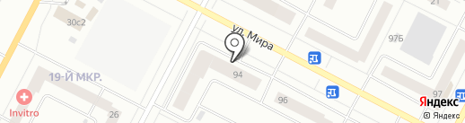 Эксперт на карте Нижневартовска