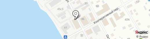Саваник на карте Нижневартовска