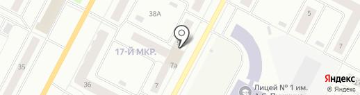 Мария Котт+ на карте Нижневартовска