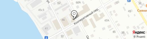 Вильма на карте Нижневартовска