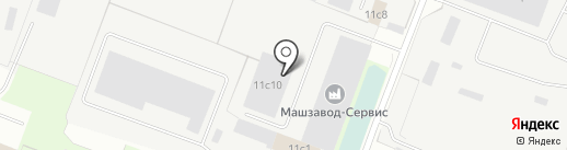 Партнер-Инвест на карте Нижневартовска