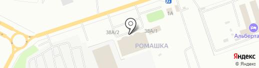 Kuchenberg на карте Нижневартовска