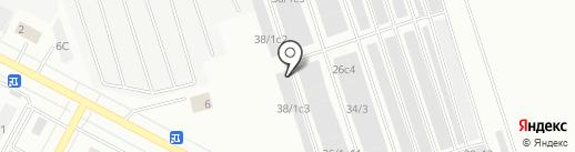 Аварком 86 на карте Нижневартовска