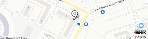ЗлатАрт на карте Нижневартовска