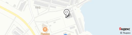 Центр кузовного ремонта на карте Нижневартовска