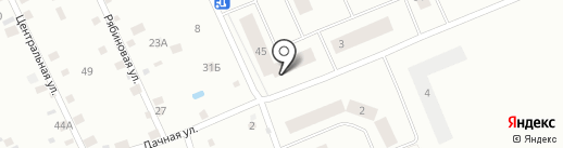 Универсамчик на карте Нижневартовска
