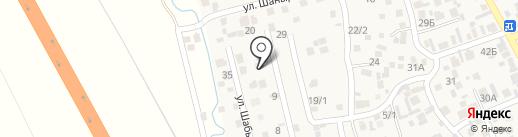 Easy way на карте Райымбека