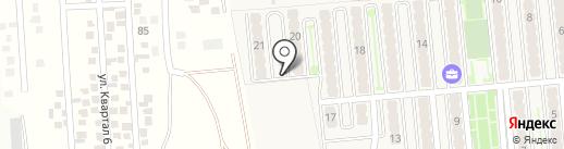 MAXmoto на карте Иргелей