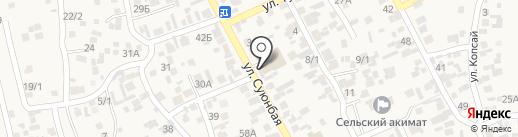 Altinbasak на карте Райымбека