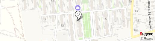 QAZKOM на карте Иргелей