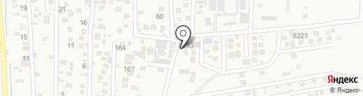 КАССА 24 на карте Кемертогана
