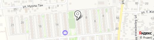 Магазин разливного пива на карте Иргелей