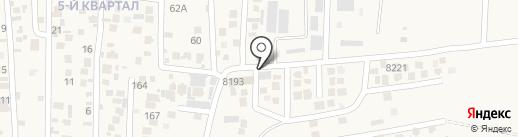 QIWI на карте Кемертогана
