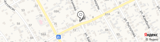 Тилек на карте Райымбека