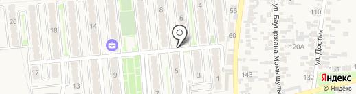 Два Колеса на карте Иргелей