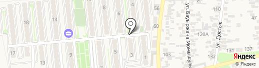 Компания на карте Иргелей