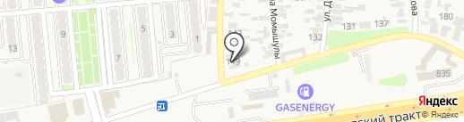 Кайсар на карте Иргелей