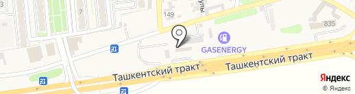 Техосмотр.kz на карте Алматы