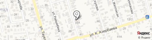 QIWI на карте Абая