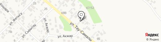 ПластикГрупп, ТОО на карте Кыргаулд