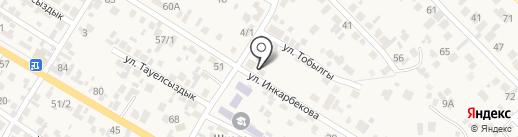 Парикмахерская на карте Кыргаулд