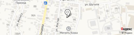 Торговая компания на карте Иргелей