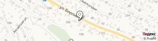 Автосервис на карте Кыргаулд