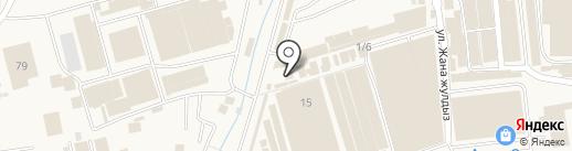БАГСИС, ТОО на карте Алматы