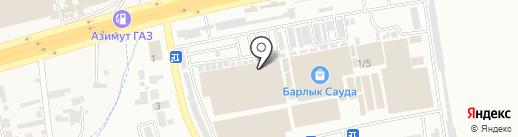 NovaPrint.kz на карте Алматы