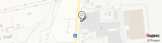QAZKOM на карте Абая