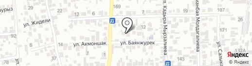Veloled на карте Алматы