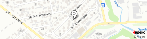 Gefest Company на карте Алматы