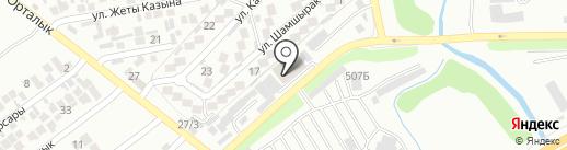 Tough Dog Kazakhstan на карте Алматы